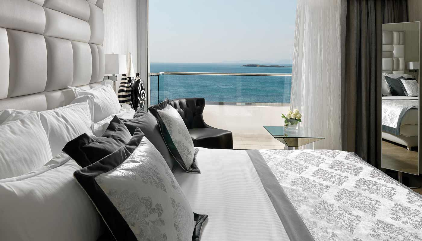 Divani Apollon Palace & Thalasso - Presidential Suite - Bedroom