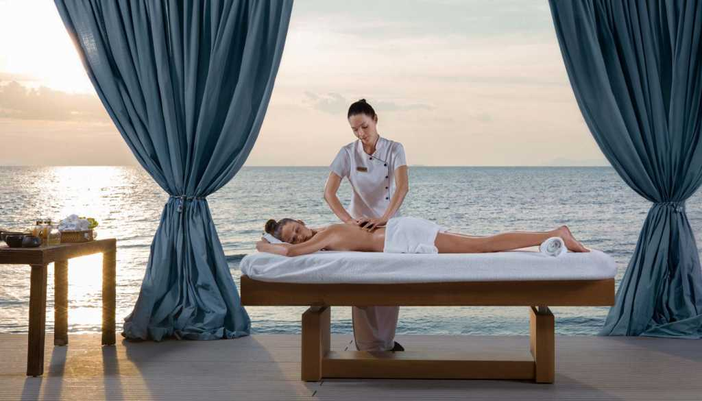 Divani Apollon Palace & Thalasso - Thalassotherapy Center - Outdoor Massage