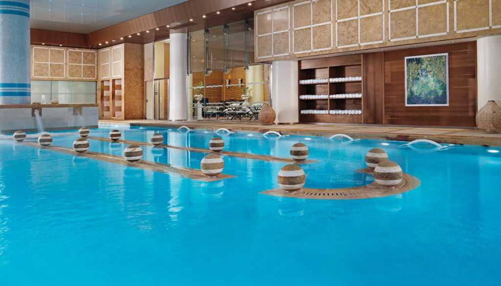 Divani Apollon Palace & Thalasso - Thalassotherapy Pool