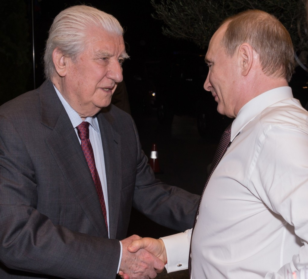 Divani Apollon Palace & Thalasso welcomed the President of the Russian Federation, Mr. Vladimir Putin