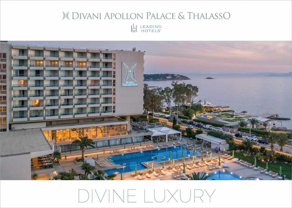 Divani Apollon Palace & Thalasso - Fact Sheet