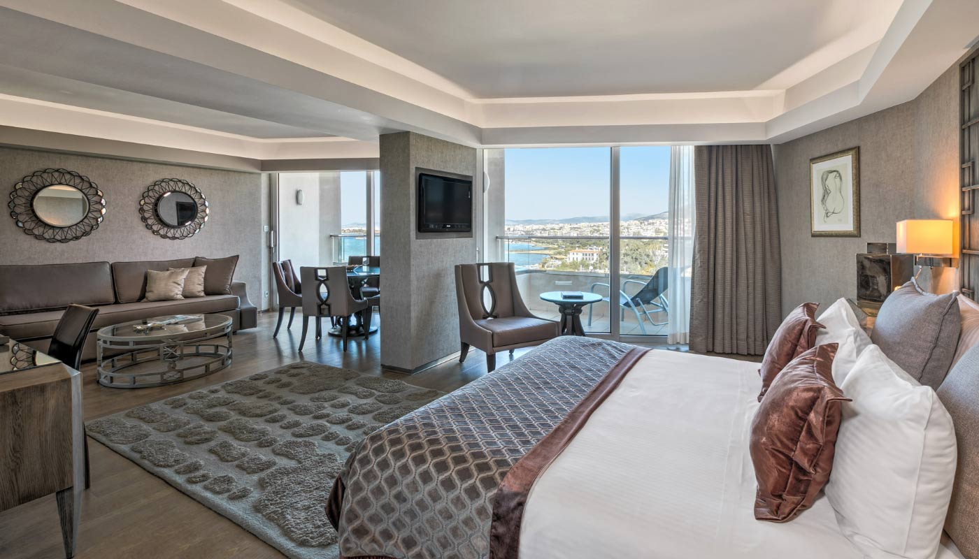 Divani Apollon Palace & Thalasso - All Sea View Suite