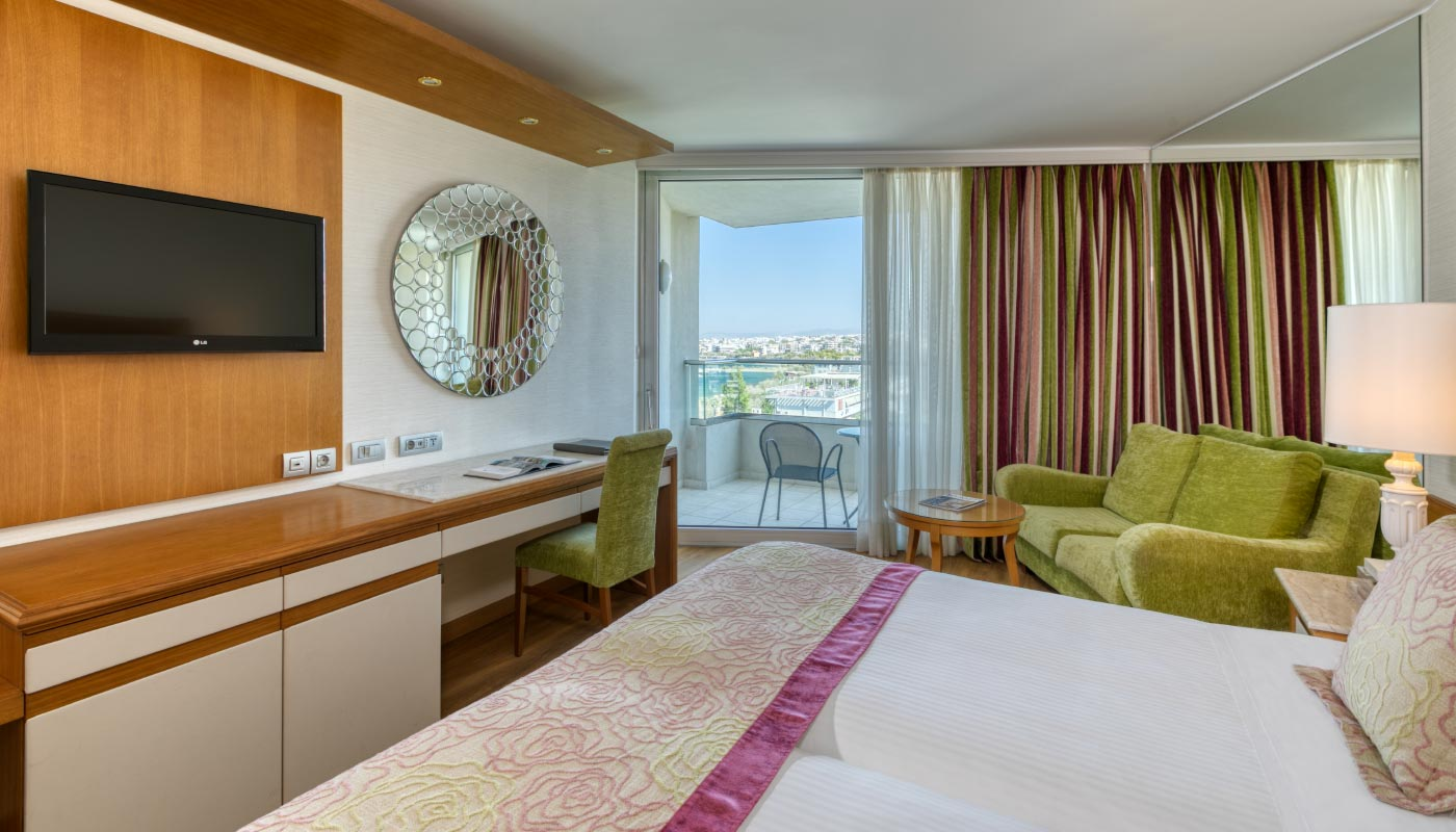 Divani Apollon Palace & Thalasso - Superior Room